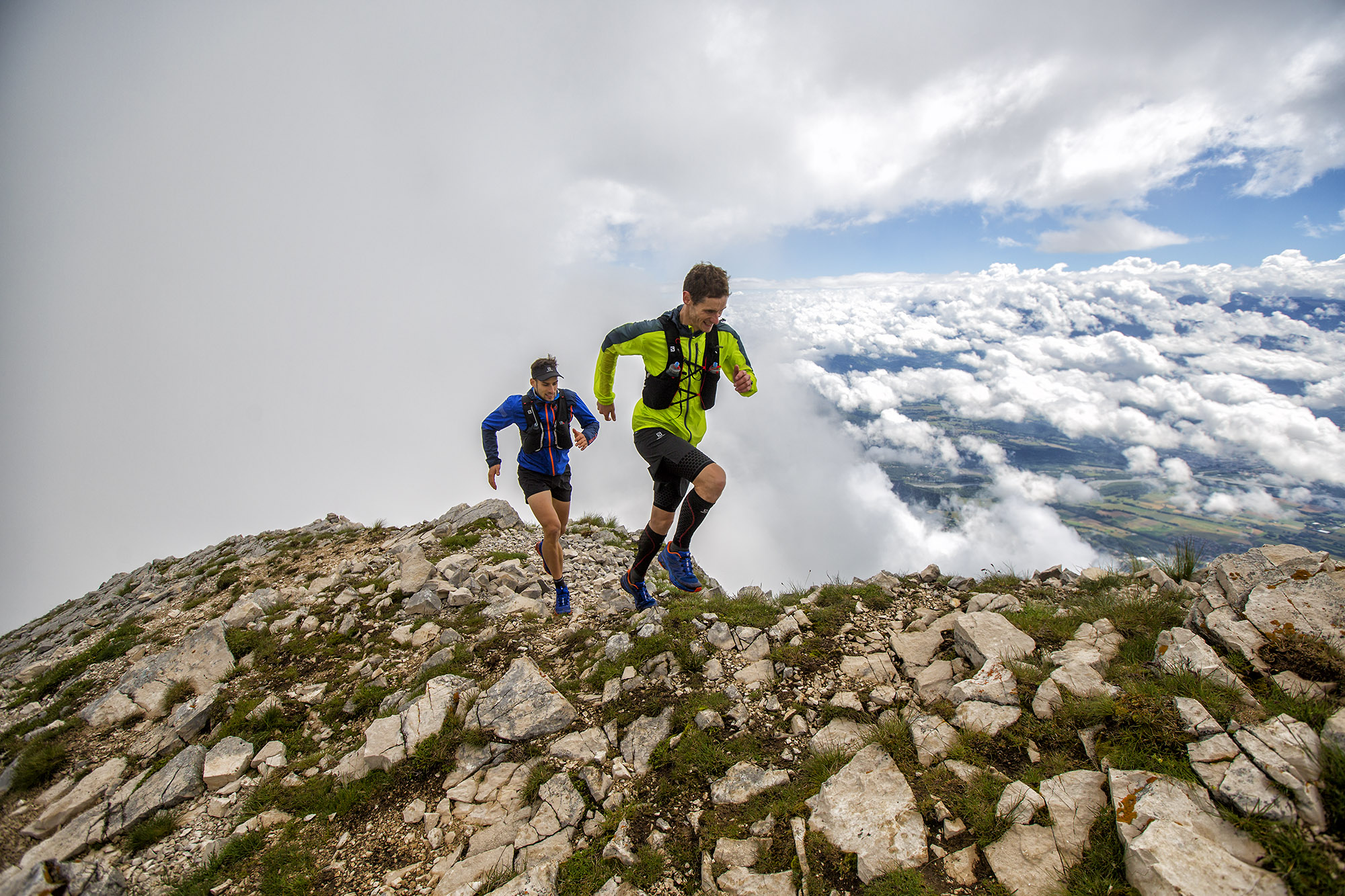 SALOMON RUNNING